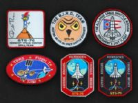 Astronaut Donald 'Don' Thomas Patch Collection